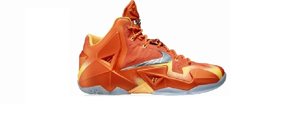 Lebron 11 Forging Iron
