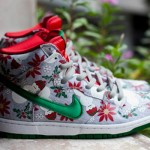 Nike Dunk High Premium SB Ugly Christmas Sweater 2