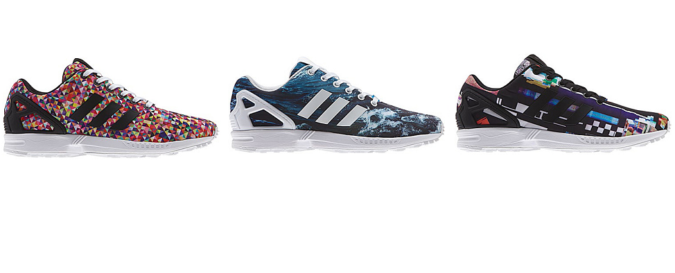 Adidas Originals ZX Flux Photo Pack 7