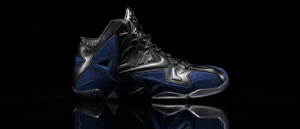Lebron 11 Denim