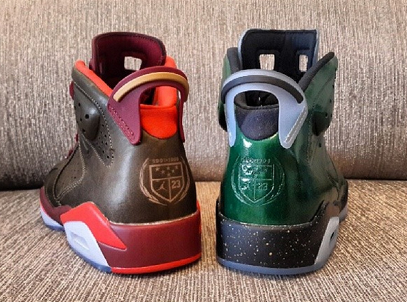 differently 1bc04 ae604 Jordan 6 Cigar Champagne 1