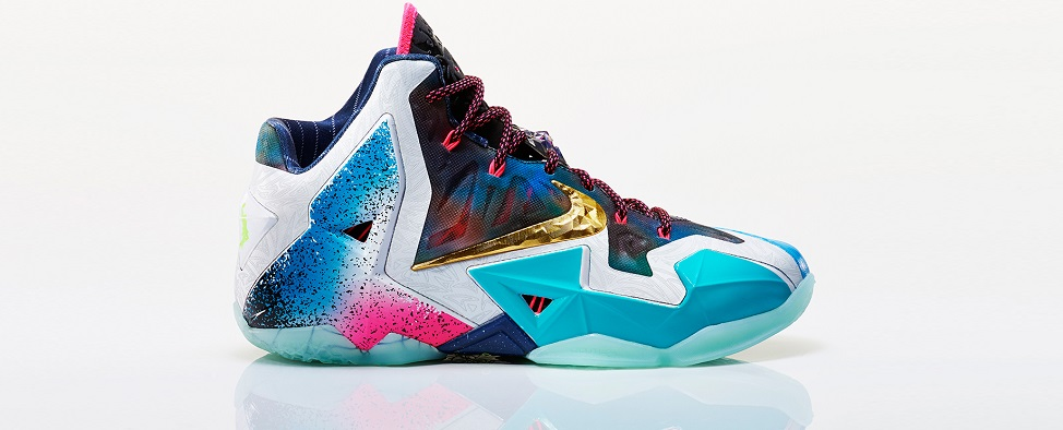 Lebron 11 What The 0