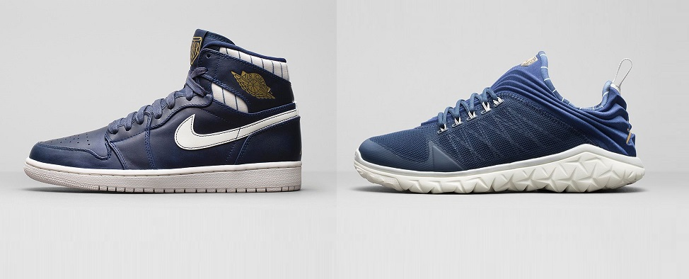 1f27e7a9fe31dc Jordan 1 Jeter and Jordan Flight Flex Trainer Jeter will both release on  September 20th with the Jordan 1s retailed at  140 while the Flight Flex  Trainers ...