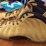 Foamposite Wheat 1