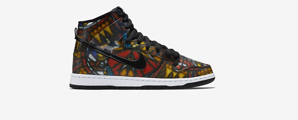 Nike SB Stained Glass