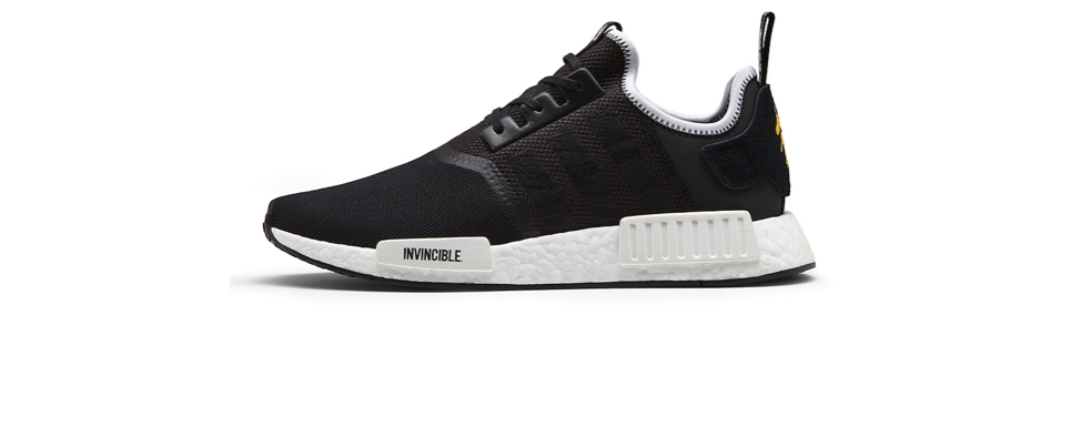 INVINCIBLE X NEIGHBORHOOD X Adidas NMD R1
